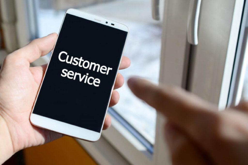 Customer services