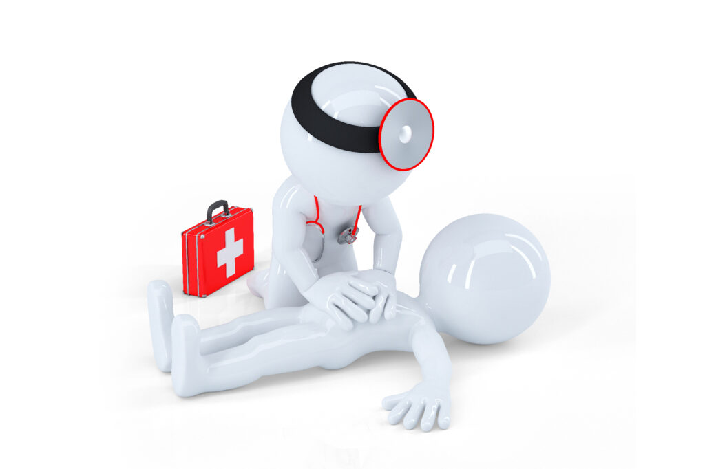 hiring a security guard for first aid provision